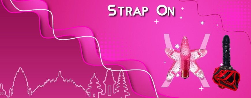 Buy Realistic Strap on Dildo | Harness Dildos in Indonesia