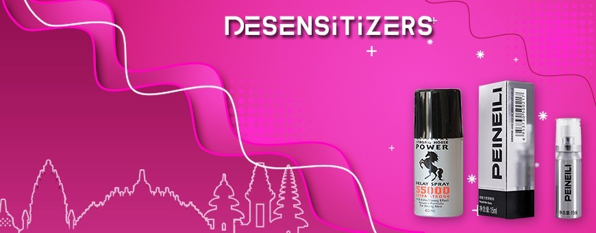Purchase best quality Desensitizers delay cream spry in indonesia
