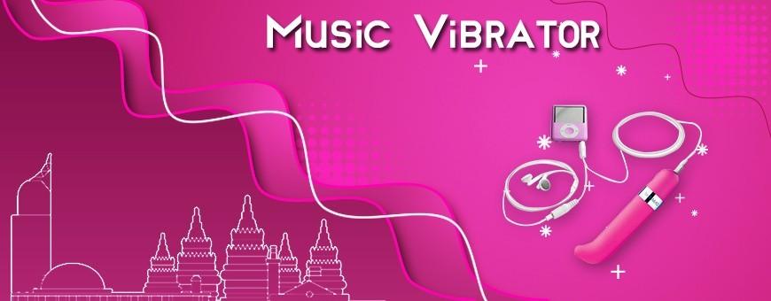 Buy Music Vibrator Online | Music Controlled Vibrator | Jakarta