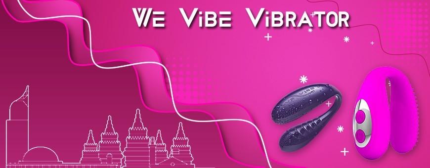 Buy We Vibe Vibrator | Dual Stimulation Toy for female | Surabaya