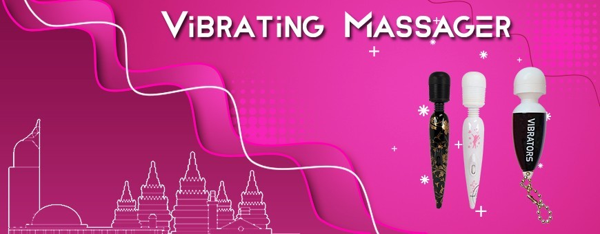 Vibrating Massager | Buy Electric Massager Online in Surabaya
