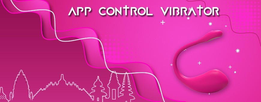 App Control Vibrator Is A Powerful And Comfortable Vibrating Toy