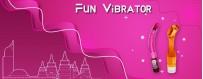 Fun Vibrator | Buy Rechargeable Vibrator Online in Surabaya
